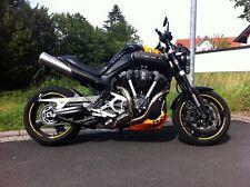 MT-01 MT01 Yamaha Hitzeschutz Carbon Heat shield !!! NEU !!!! New !!!