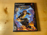 Disney's Treasure Planet PS2 Sony PlayStation 2 2002 Complete CIB Ships Free