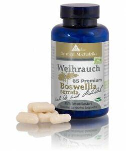 biotikon Weihrauch BS-85 100% indischer Weihrauch  Boswelliasäure 85% Biotikon