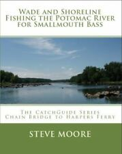 Wade and Shoreline Fishing the Potomac River for Smallmouth Bass: Chain Bridge t