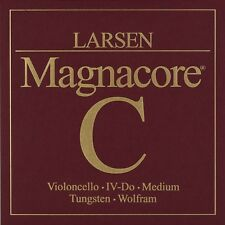 Larsen Magnacore Cello C String Medium Tension 4/4 Full Size