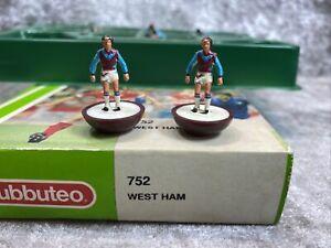 Subbuteo - West Ham Ref. 752 Vintage