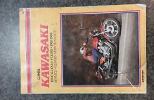 Clymer Kawasaki 1000 & 1100 Fours Service Manual KZ ZX ZN