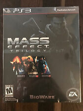 Mass Effect Trilogy-PS3-NAGELNEU & OVP