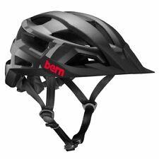 New Bern FL-1 XC Adult MTB Bike Bicycle Helmet Medium 55.5 - 59cm Black