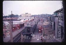 Original Slide LIRR Long Island Hicksville NY Scene In 1964