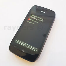"(Handset Only) Nokia Lumia 710 RM-803 3.7"" Windows OS 7.5 8GB 5MP Sim Free"