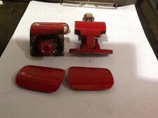 SEAT AROSA BOOT HINGES TAILGATE HINGE SET RED VW LUPO