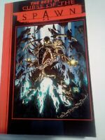 Spawn - THE BEST OF THE CURSE OF SPAWN - Todd McFarlane - Graphic Novel