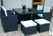 Glass Up to 8 Seats Garden & Patio Furniture Sets