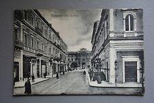 R&L Postcard: Italy Taranto Via Archita, Giuseppe Savorelli