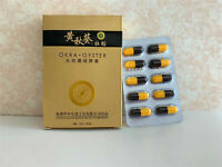 Okra Oyster Male Enhancement Erectile Sexual 1 Box = 10 Pills