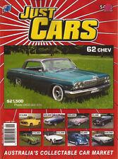Just Cars Jun 07 Alvis SA Speed 20 Holden Anniversary VS Commordore 63 Corvette