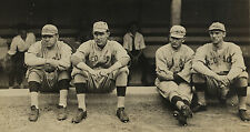 "1917 Boston Red Sox, Babe Ruth, Ernie Shore, Rube Foster, Photo, 20""x10"""