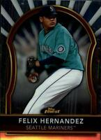 2011 Finest Baseball Base Singles (Pick Your Cards)