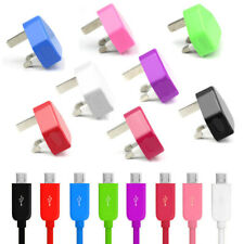 FAST MAINS CHARGER & MICRO USB CABLE LEAD FOR AMAZON KINDLE FIRE HD,KINDLE FIRE