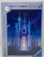 Disney Princess Cinderella Castle Ravensburger 1000 Piece Puzzle Limited Edition