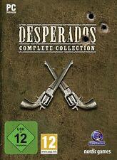 Desperados Complete Collection (PC) - Neu Ovp