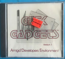 GEEK GADGETS Version 1-Amiga/Commodore/PC/MAC CD-ROM,Amiga Developers Enviroment
