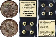 01161] REGNO D'ITALIA VITTORIO EMANUELE III - 1 CENTESIMO 1914 FDC _ PERIZIATA