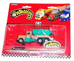 Kentoys ~ Wheelers ~  SKIP TRUCK / LORRY ~ 1:72 Scale Diecast & Plastic Toys