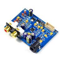 ES9028Q2M DAC Decoder Board I2S Input 32bit Stereo Audio Amplifier DC9-12V