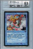 MTG Legends Wall of Wonder BGS 8.5 NM-MT+ magic card  Amricons 9482