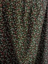 Vintage 1960s 70s Dorma Serenade Curtains. Flower Power Mary Quant Style Daisies