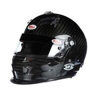 Bell GP.3 Carbon Fiber SA2015 Racing Helmet, Size 7 1/8