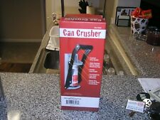 New listing Brand New Harbor Freight 16 oz Steel Can Crusher #46406