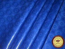 High Quality similar to Getzner Guinea Brocade Fabric Bazin Riche 10Yards/Bag