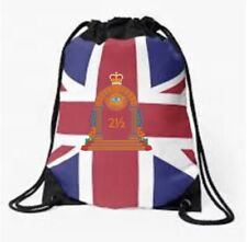 Loyalist Union Jack Draw String Bag