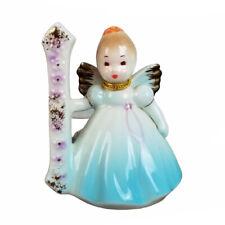 Josef Originals Birthday Angel Age 1 Year Blue Dress w/ Sticker and Tag Applause