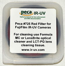 Peca IR-UV 67mm 725 Red Filter Perfect Condition