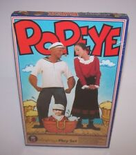 Popeye the Sailor Man & Olive Oyl Colorforms Play Set Sealed