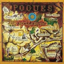 Pogues Hell's Ditch LP Vinyl 13 Track With Pic Ionner and Download