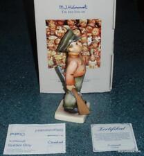 """Soldier Boy"" Goebel Hummel Figurine #332 TMK6 - MINT CONDITION WITH BOX!"