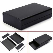 1X Plastic Instrument Box Enclosure Electronic Project Case Holder Supplies Acc