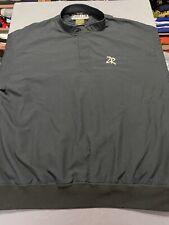 Zero Restriction 100% Microfiber Superlight Golf Pullover Jacket Xl Made In Usa