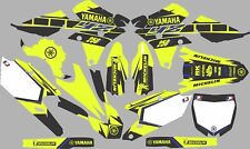 Vibrant Highlighter YAMAHA GRAPHICS  YZ 250F YZ250F 2014 2015 2016 2017