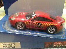 Carrera GO!!! Porsche GT3 Land Motorsport, CAR 61404 Slotcar 1:43