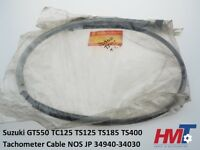 Genuine Suzuki TS185 TS250 TS400 Tachometer Cable 34940-32201
