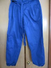 Women's blue pant by Cartonnier Size 0 in a navy blue.