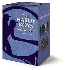 The Hardy Boys Starter Set by Franklin W Dixon (Hardback)
