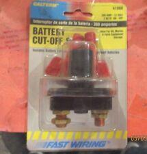 BATTERY CUT-OFF--SWITCH --300 AMP--2 KEYS-Cal Term 41860