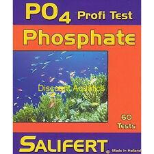 Salifert Phosphate Po4 Profi Test Kit Marine Reef Aquarium Fish Tank No3
