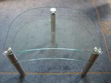 "TV-Rack, TV-Tisch SPECTRAL Glas Metall, modernes Diesign. ""TOP"""