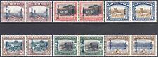 South West Africa 1927 2d-10s Pict SG 49-54 Scott 88-93 VLMM/MVLH Cat £180($250)