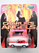 Johnny Lightning Hollywood on Wheels Charlie's Angels 1969 Camaro Brand new