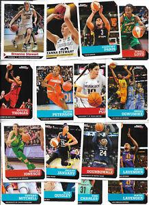Lot(200)SI Kid-WNBA Card,Breanna Stewart/Skylar Diggins/Sue Bird/Sabrina Ionescu